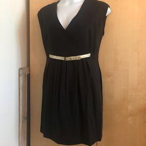 Cute black comfy dress